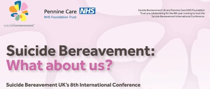 Suicide Bereavement Conference - What About Us?