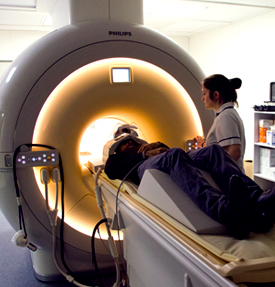 Phillips 3T MRI scanner